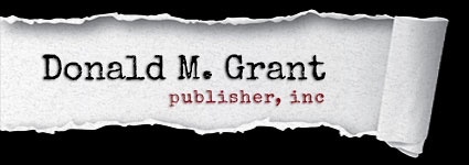 Donald M. Grant Publisher, Inc
